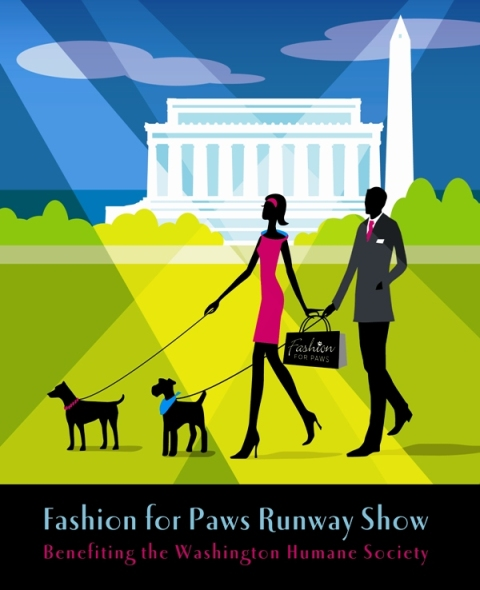 Fashion for Paws Runway Show