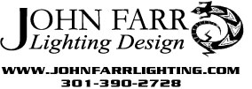 John Farr Lighting Design logo