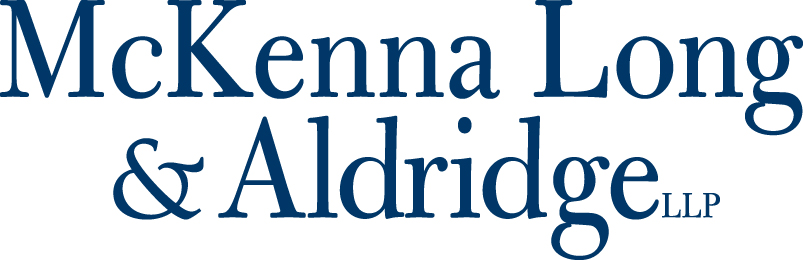 Mckenna long aldridge logo
