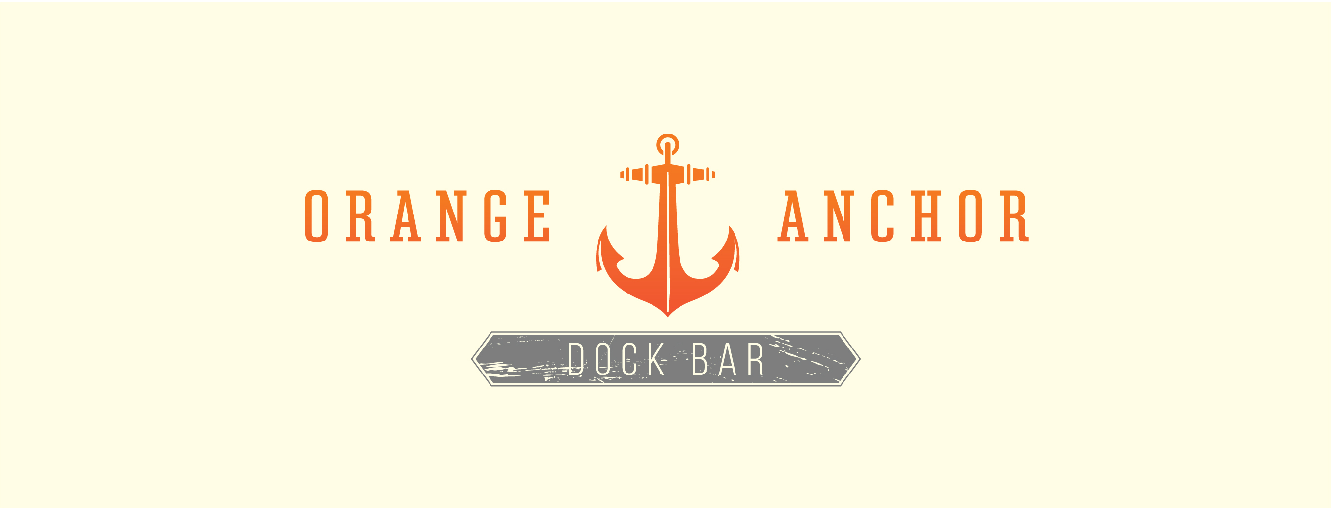 Orange Anchor logo