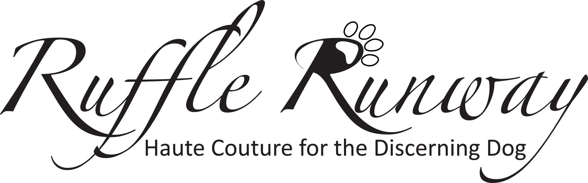 Ruffle Runway dog clothing sponsor f4p